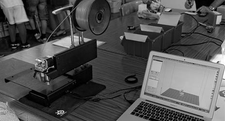Un Département se lance dans les réseaux de Fab Lab : La Nièvre