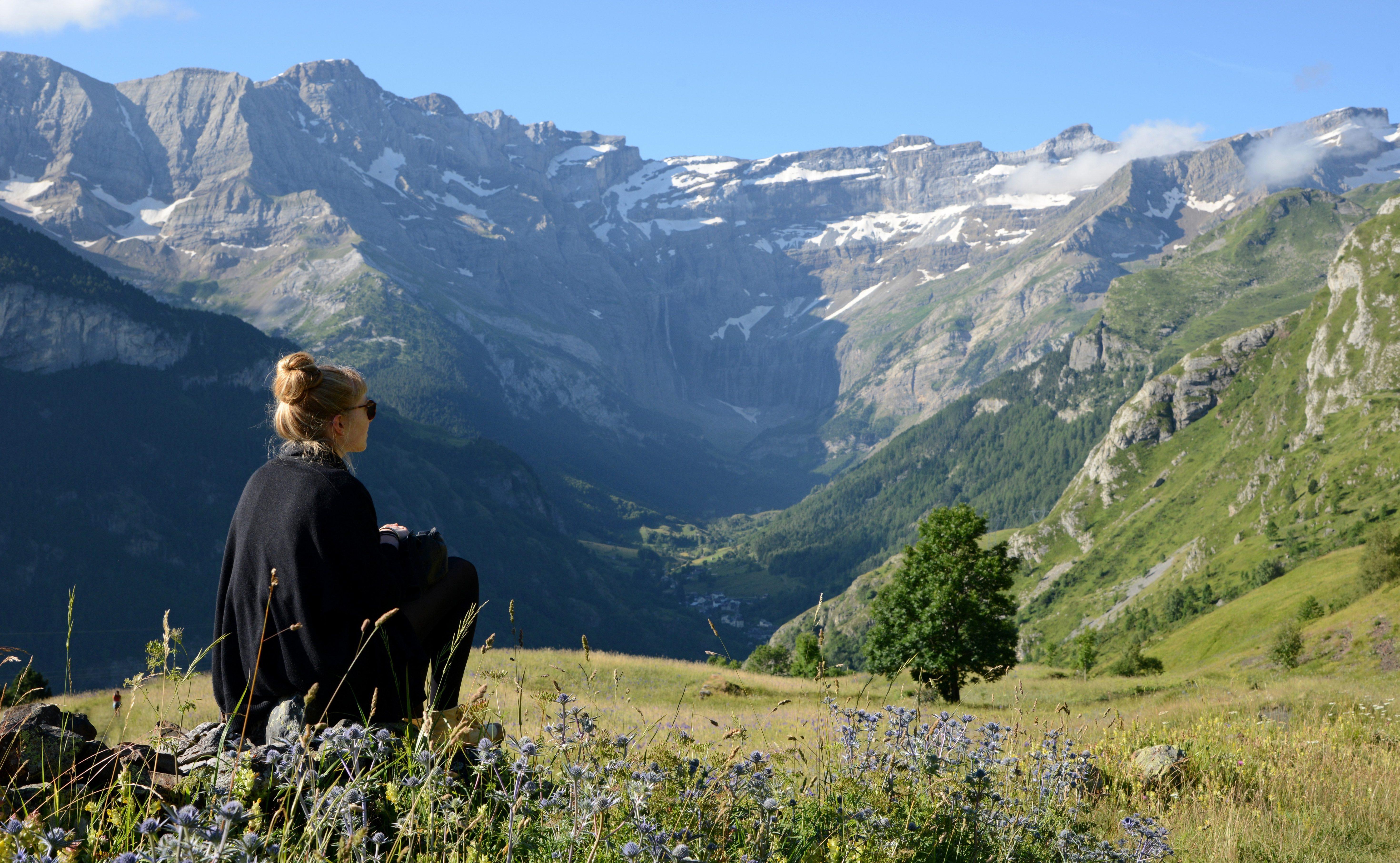 La montagne en été pour un grand bol d'air frais !