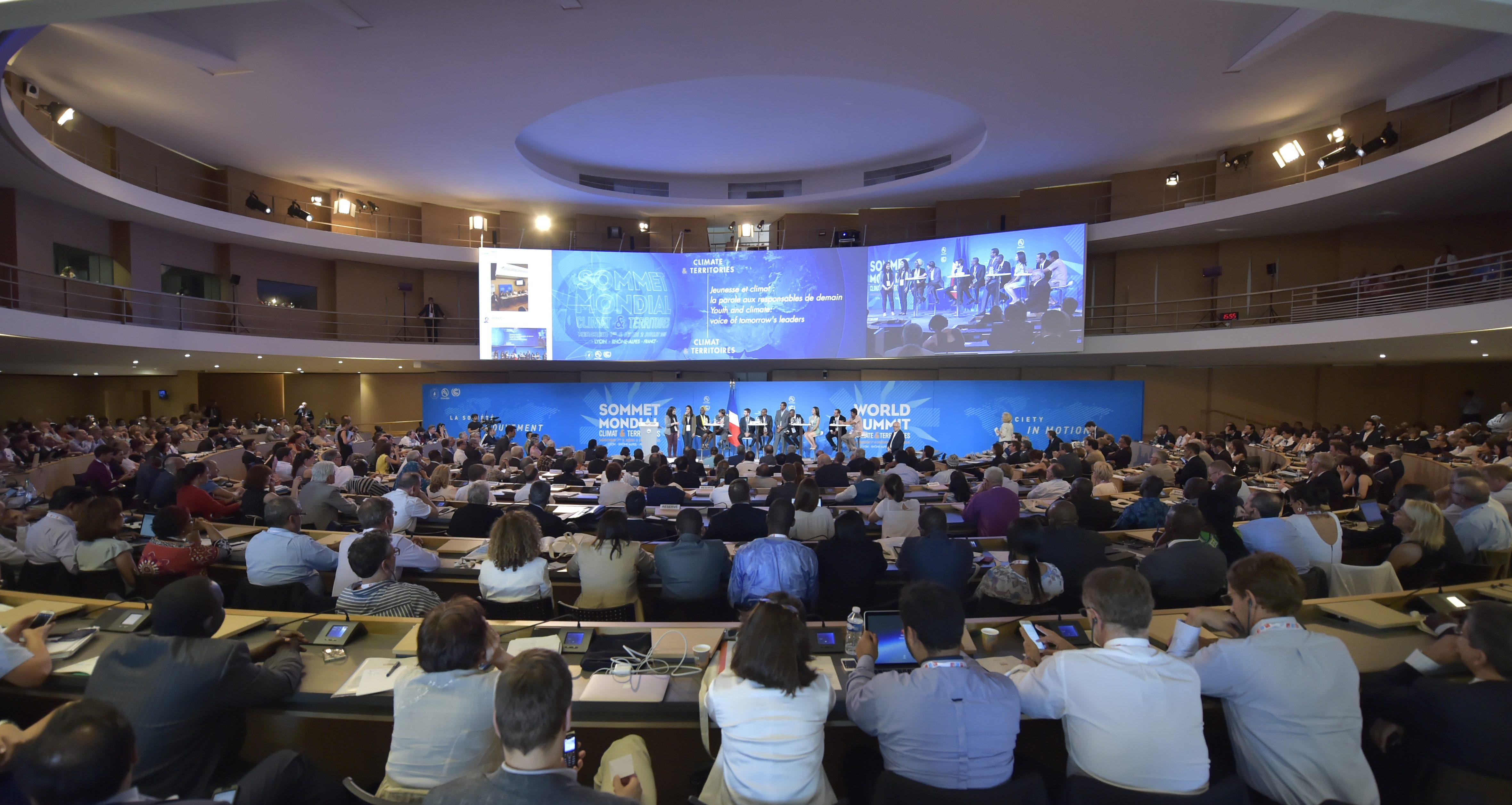 Sommet Climat et Territoires : Une étape clé pour les départements avant la COP 21
