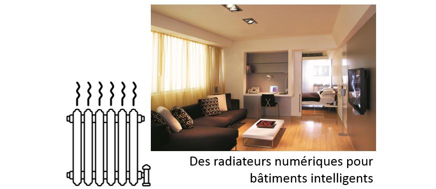 La Gironde expérimente en avant-première des radiateurs numériques pour bâtiments intelligents