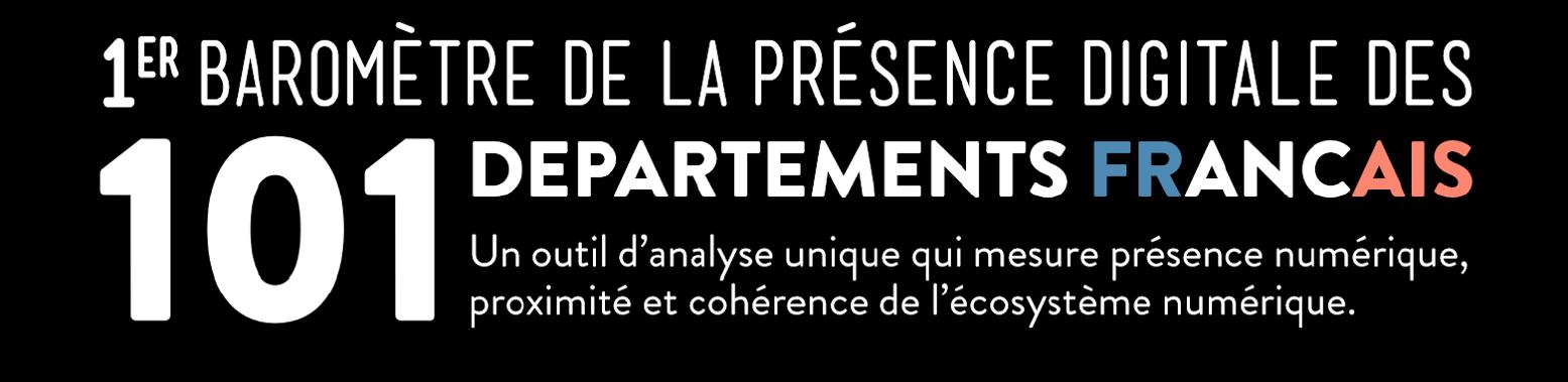 Les Départements à l'ère 2.0 : constats et enjeux liés à une bonne maitrise des outils numériques dans leur relation avec les citoyens français
