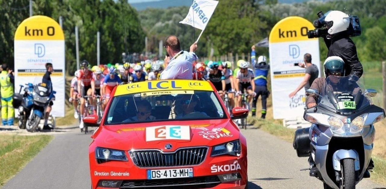 Les Départements investis dans la préparation du Tour 2017