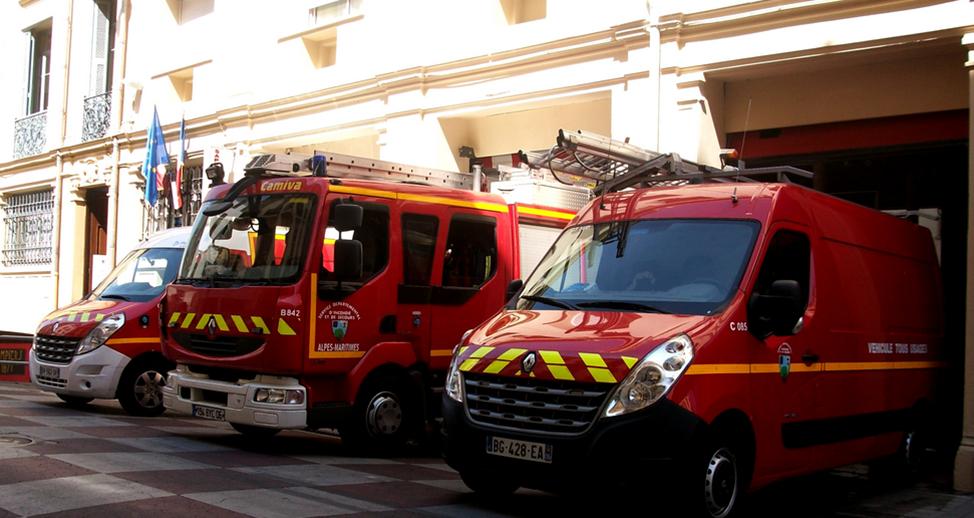 Les pompiers à grande échelle