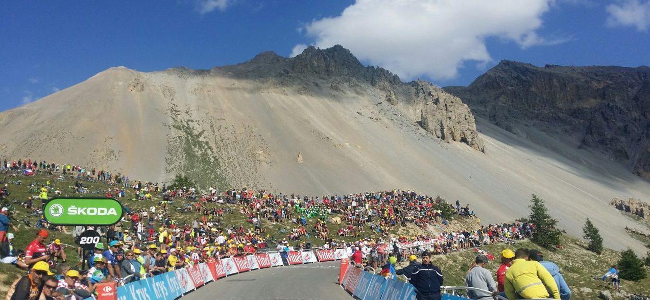 Étape 18 TDF17 : Barguil est Phénomen'Alpes !
