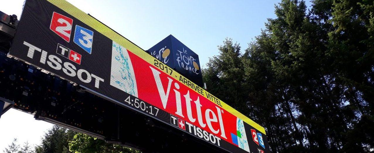 Étape 4 TDF17 : Les Vosges voient le Tour en bleu blanc rouge