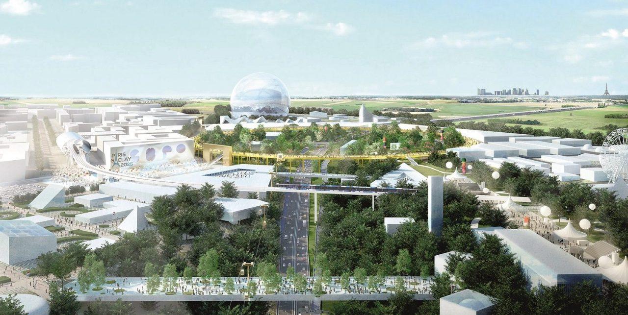 Le « Village Global » essonnien pour ExpoFrance2025 ?