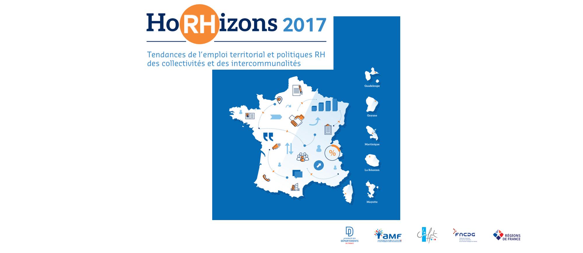 Baromètre HoRHizons 2017 des Collectivités locales
