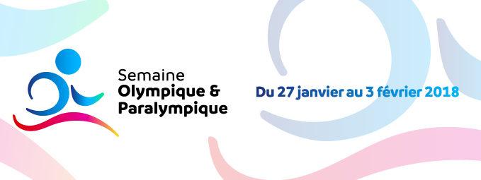 Top départ de la Semaine Olympique et Paralympique à l'école