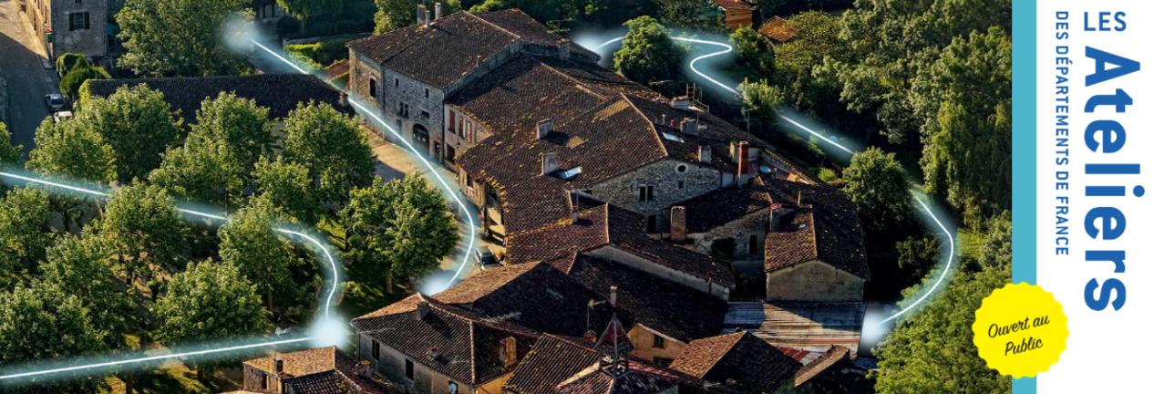 Le THD pour tous les Gersois : la stratégie d'une ruralité innovante