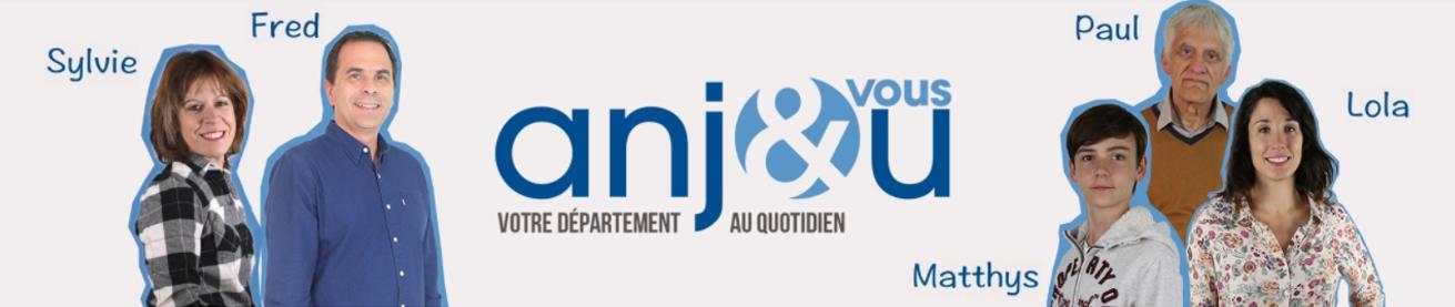 « Anjou & vous » : le Maine-et-Loire en web-série