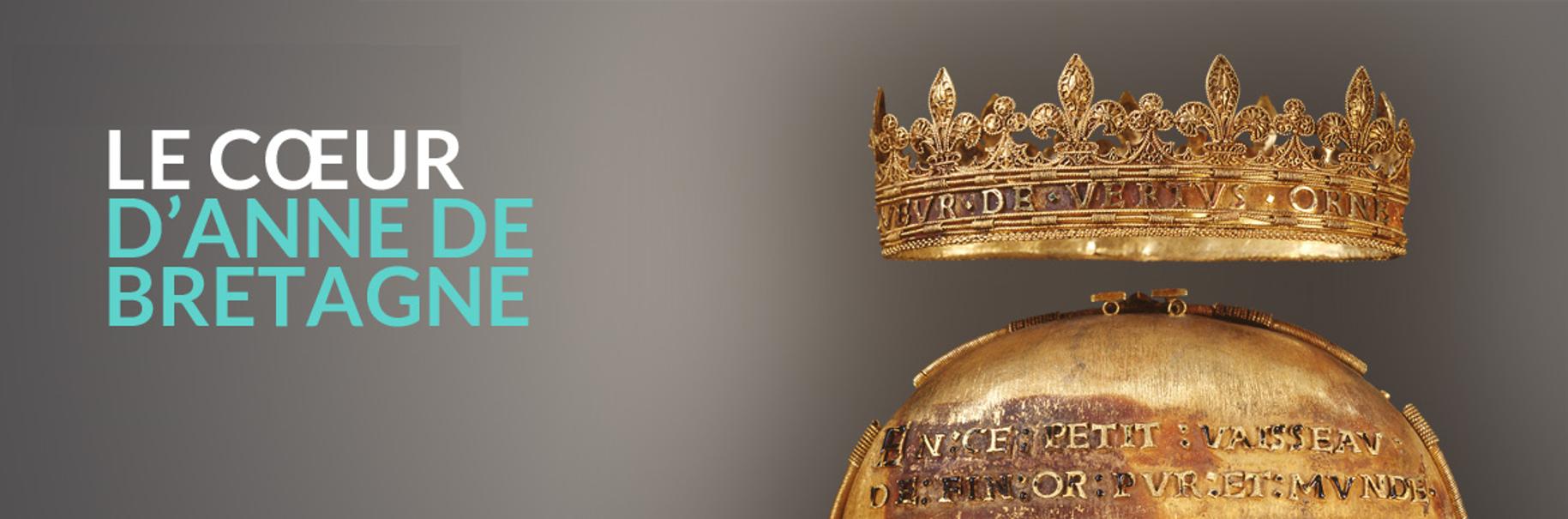 Le mystère du vol du cœur d'Anne de Bretagne au Musée départemental de Loire-Atlantique