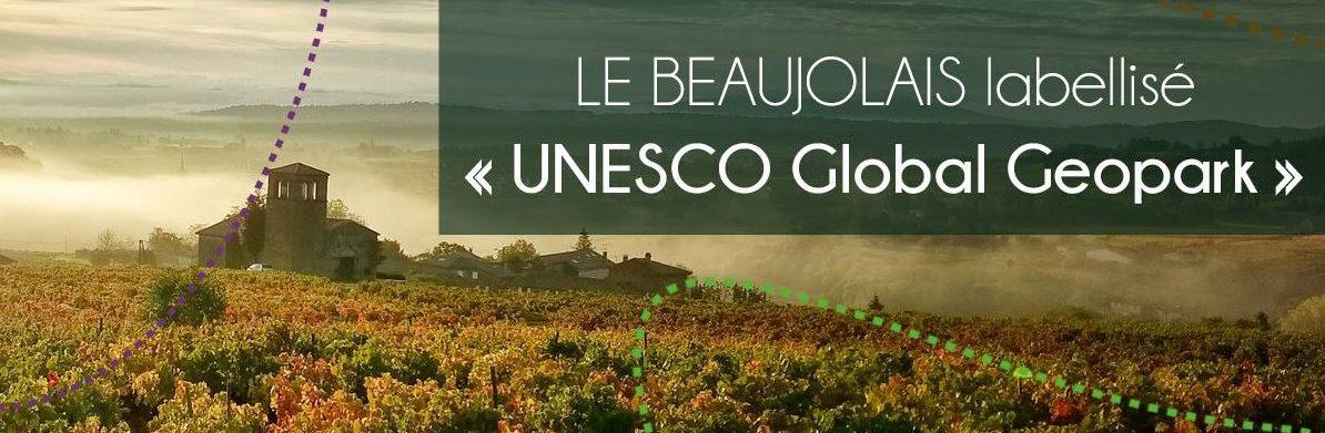 Le Beaujolais, Géoparc mondial de l'UNESCO : Le succès de la méthode locale dans le Rhône