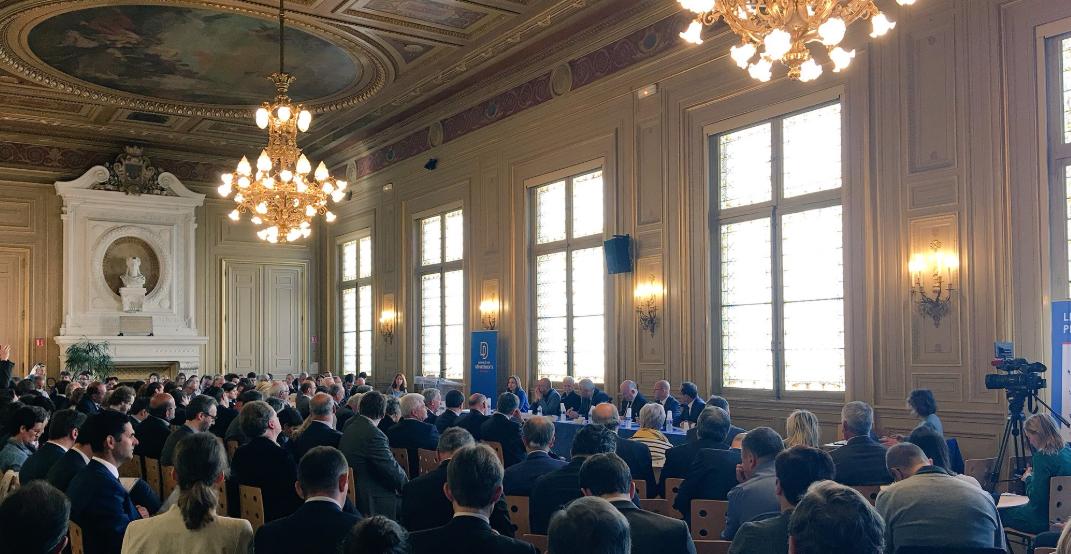 Le colloque «le Département au cœur des mutations territoriales : entre rapprochements, mutualisations et fusions» fait salle comble !