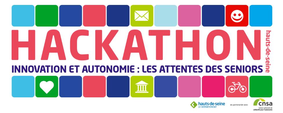 Hackathon : les Hauts-de-Seine et la CNSA s'associent en faveur de l'autonomie