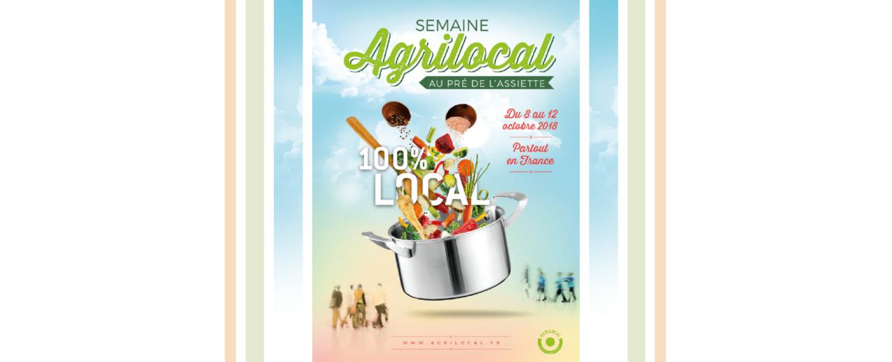 Semaine Agrilocal : 2e édition de l'opération « Au pré de l'assiette »