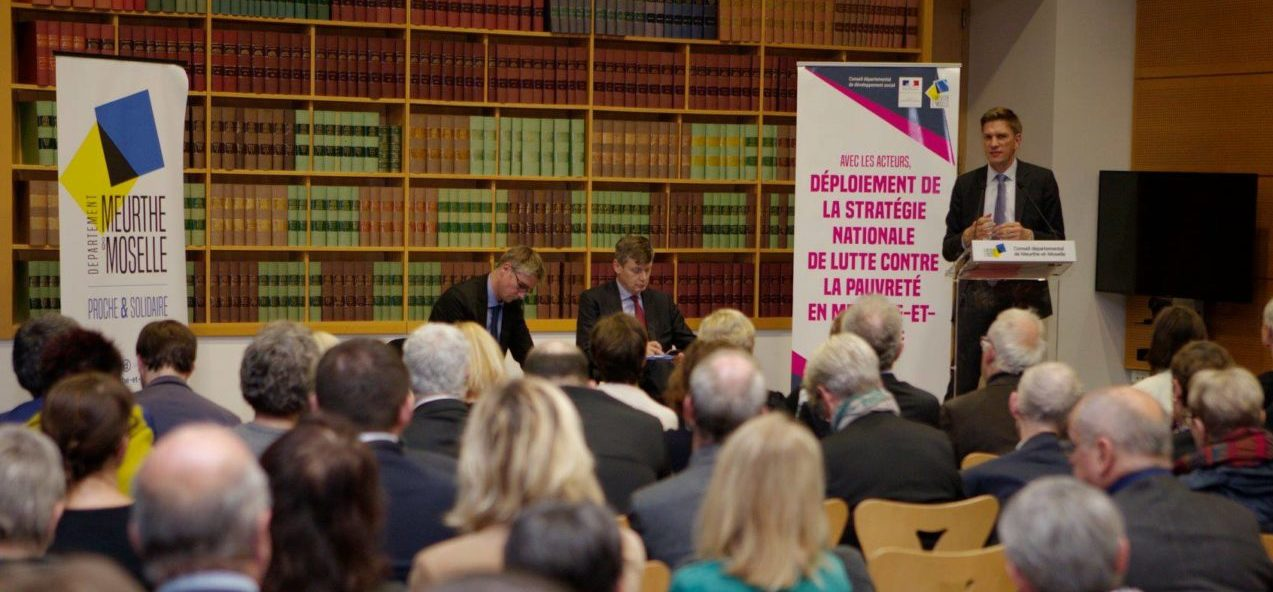 La Meurthe-et-Moselle, l'un des 10 territoires « démonstrateurs » de la stratégie nationale de lutte contre la pauvreté
