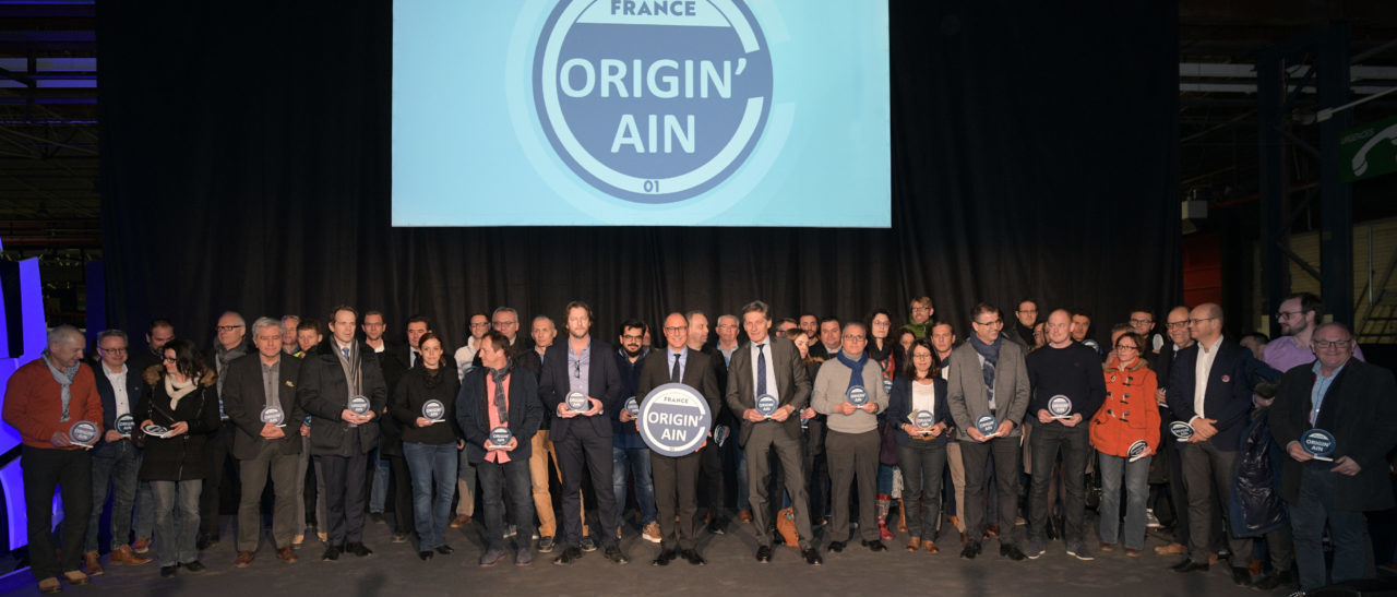 « Origin'Ain » : un label territorial  «gagnant-gagnant»