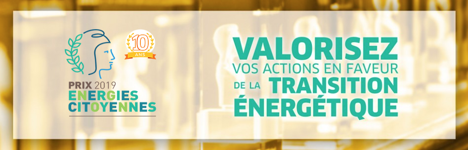 Prix Énergies Citoyennes : valorisez vos actions en faveur de la transition énergétique