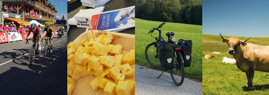 « Vélo & Fromages », des itinéraires gourmands sur un plateau