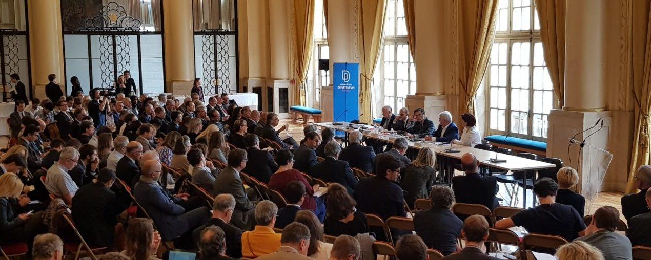 Les Rencontres de l'ADF : Les enjeux de la renaissance du dialogue social dans la fonction publique territoriale, le 15 mai à Paris