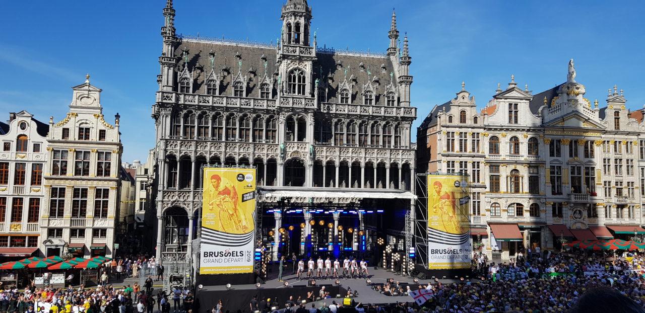 TDF 2019 Etape 1 : Un nouveau roi sacré en Belgique