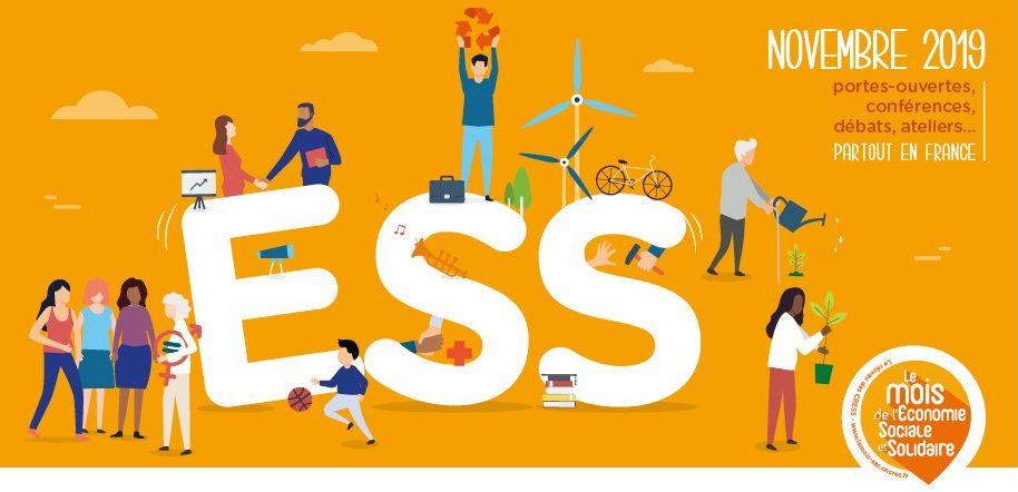 Mois de l'Economie sociale et solidaire : Les Départements, acteurs de l'ESS