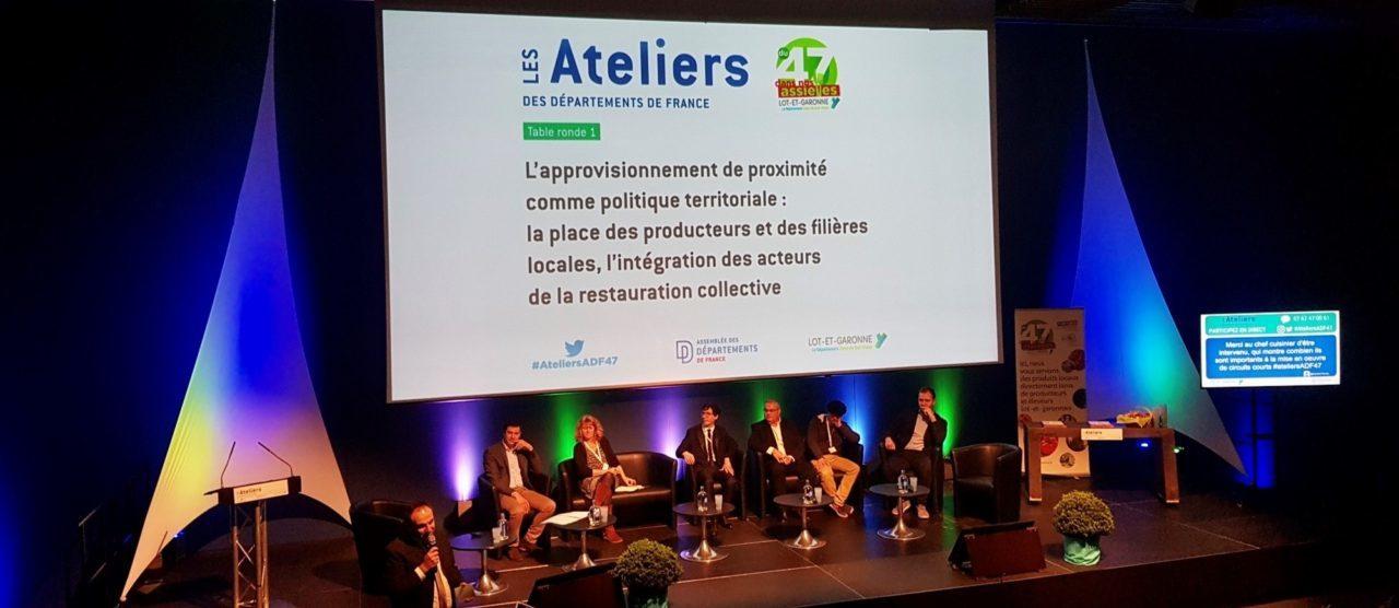 Retour sur les Ateliers des Départements de France dans le Lot-et-Garonne