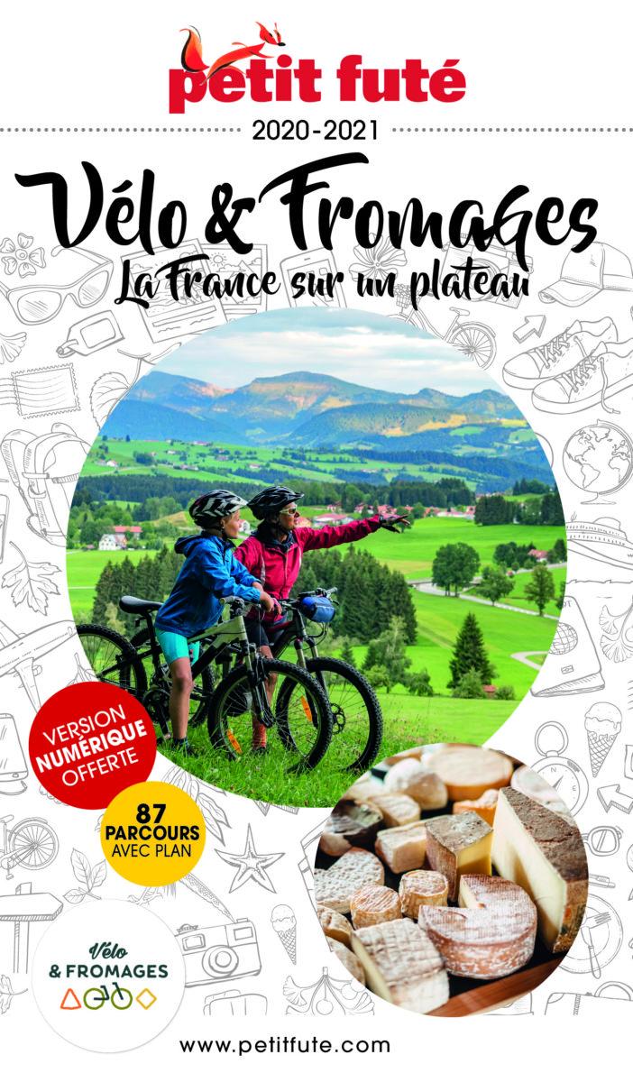 Guide Petit Futé «Vélo & Fromages»