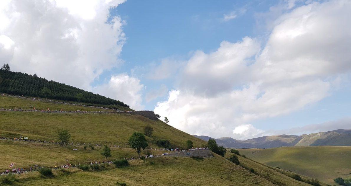 Etape 8 : Un Isérois au sommet des Pyrénées