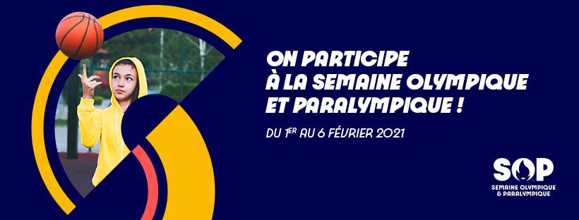 5ème édition de la Semaine olympique et paralympique : un véritable parcours de santé