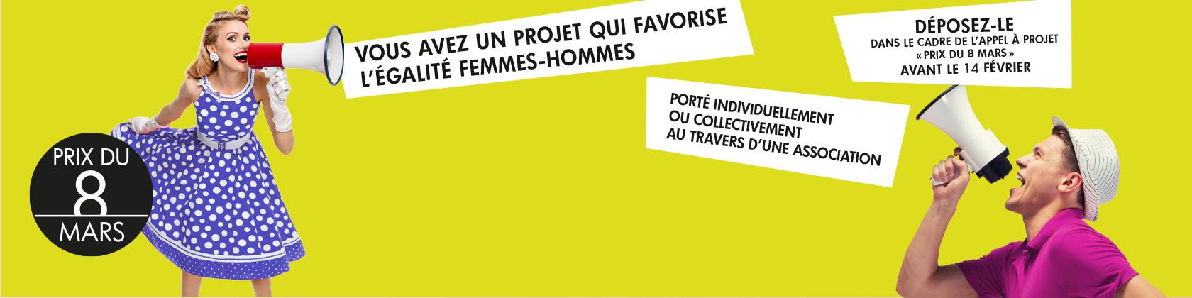 Journée internationale des femmes : les Départements se mobilisent contre les stéréotypes
